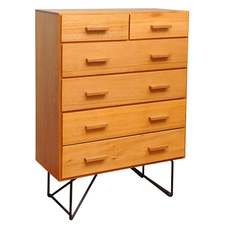 Luther Conover Chest of Drawers at 1stdibs