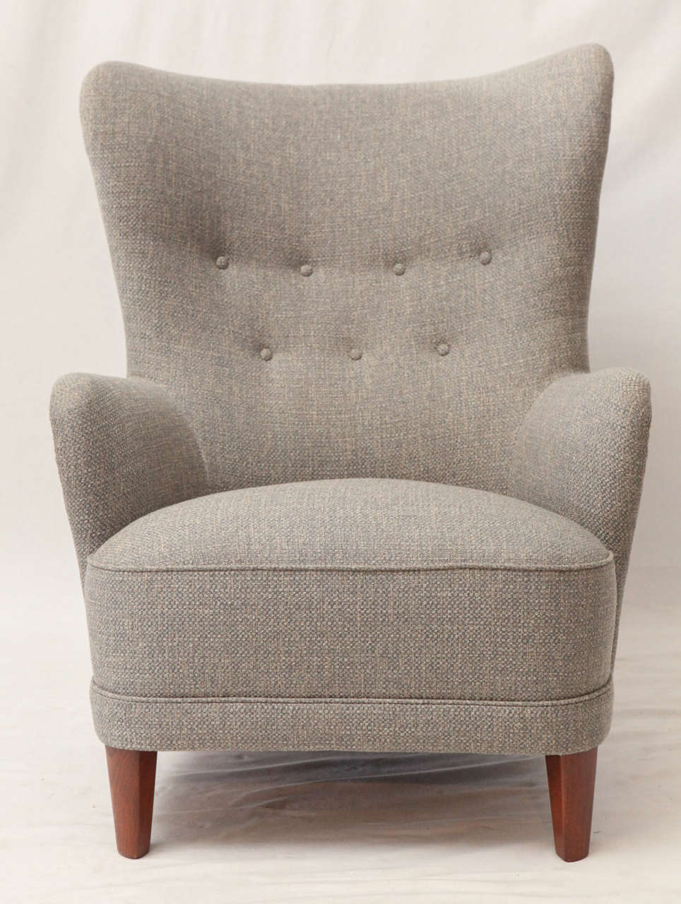 "Swedish Carl Malmsten ""Style"" Lounge Chair at 1stdibs"