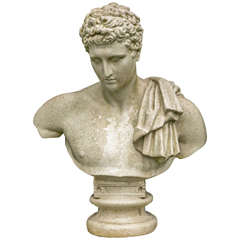 Classical Male Bust