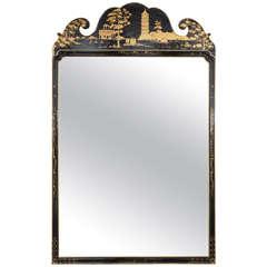 Wonderful Chinoiserie Mirror