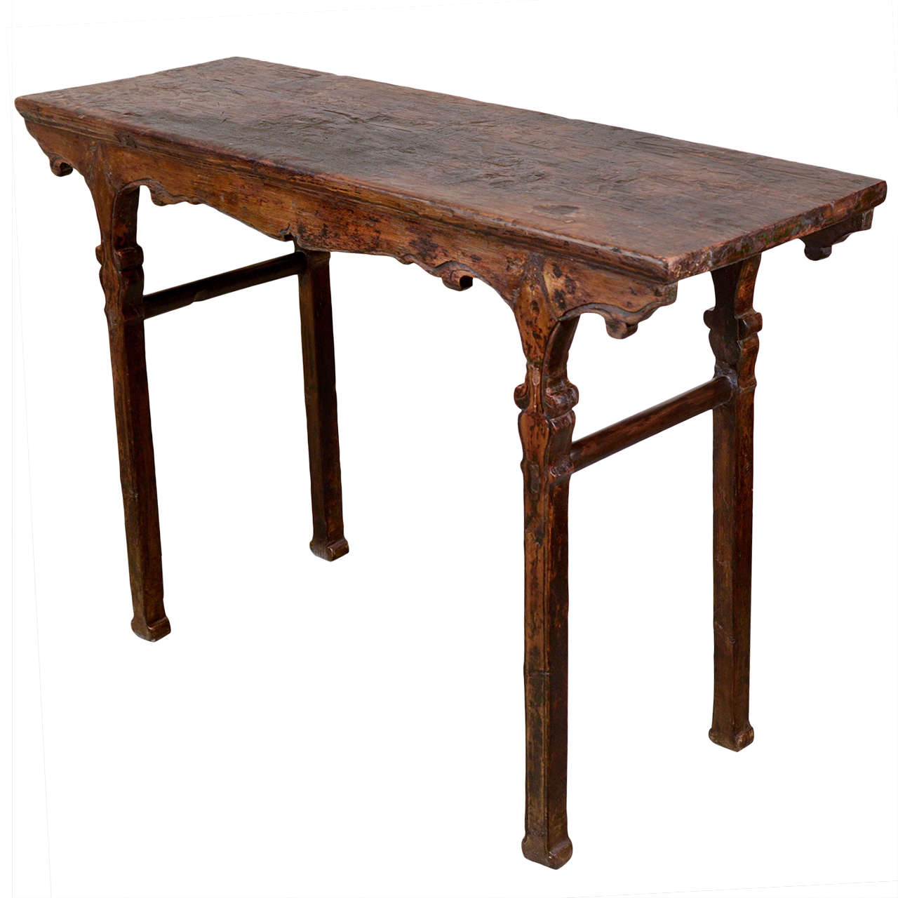 Antique chinese console vanity at 1stdibs for Chinese art furniture