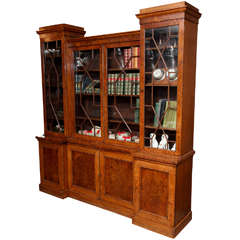 George the IV Bookcase