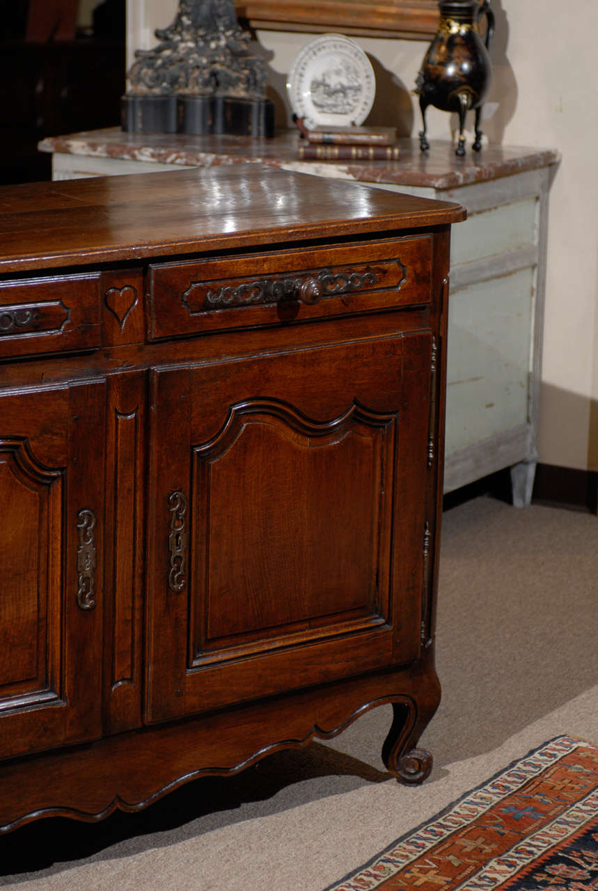 19th Century Buffet From Normandy At 1stdibs