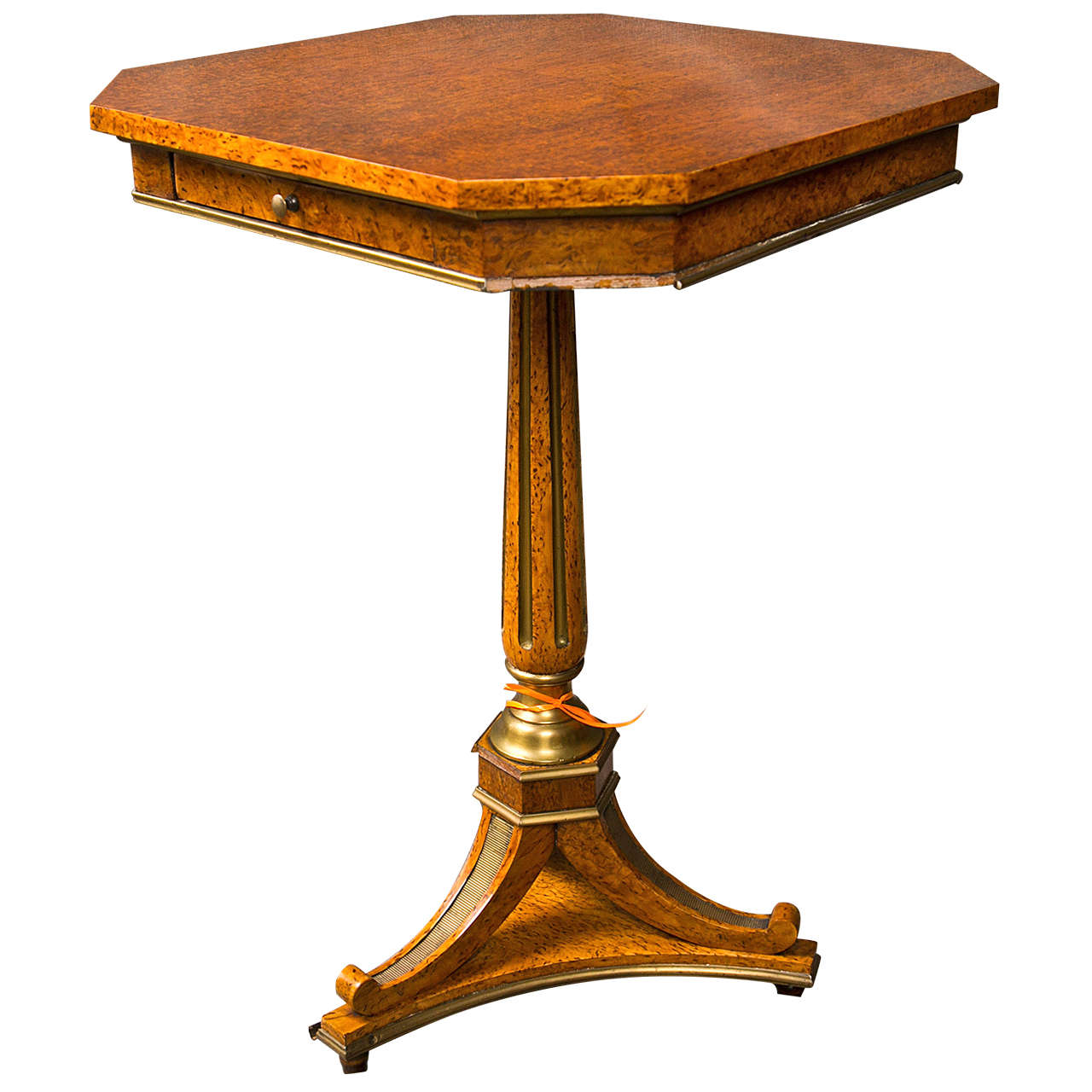 Russian Period Centre End Table, circa 1810 For Sale