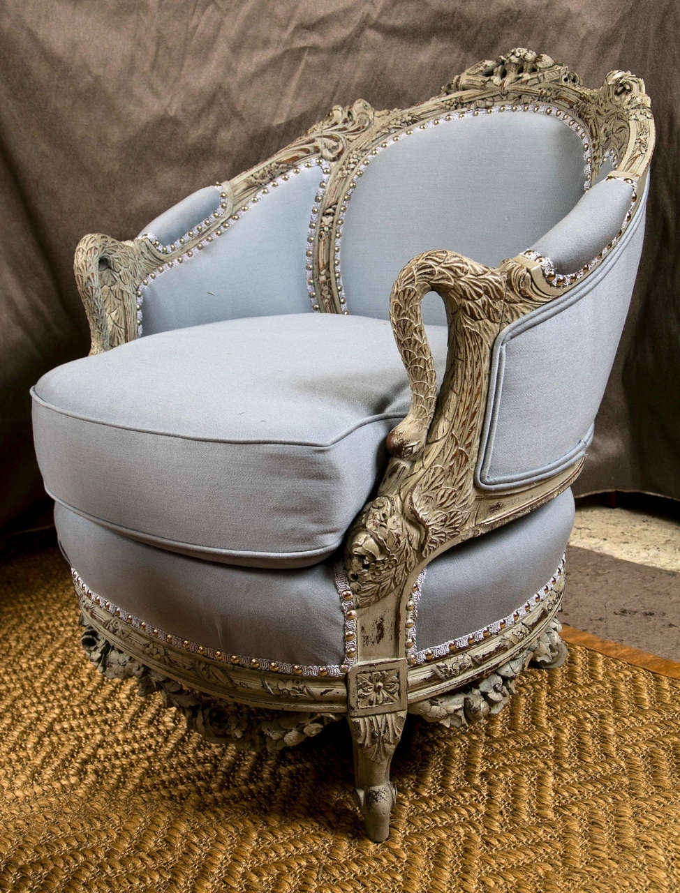 Mahogany Swan Chair Functional Art Images Frompo