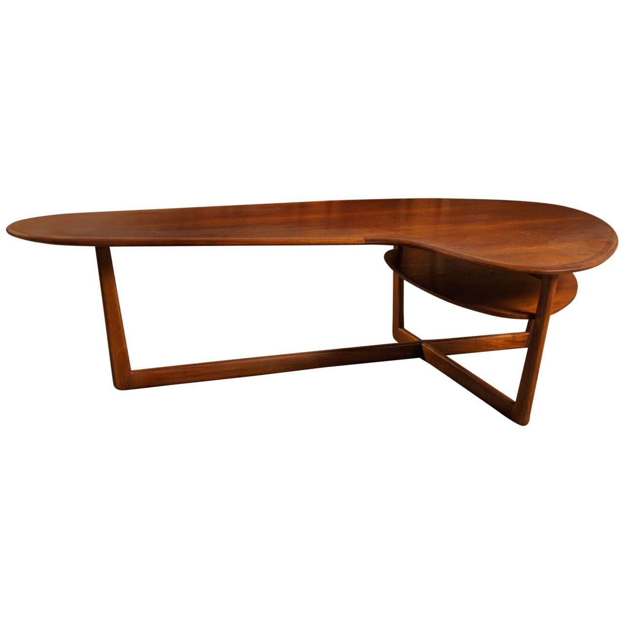 Boomerang Coffee Table at 1stdibs