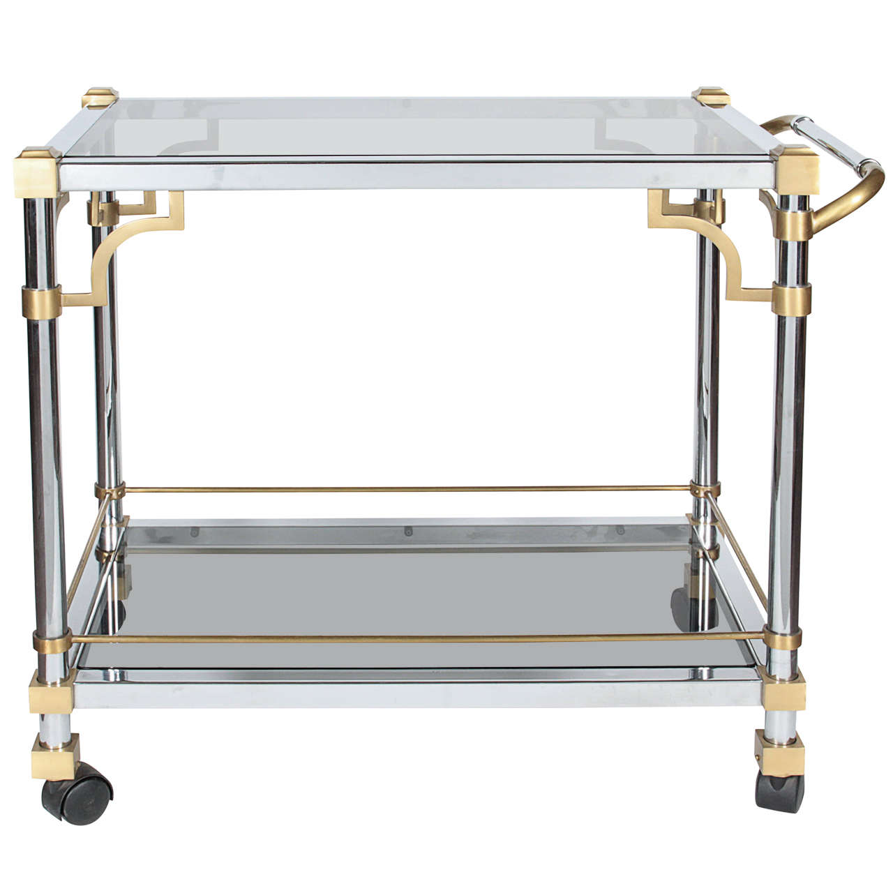 Tone Rolling Bar Cart Attrib To Maison Jansen Is No Longer Available
