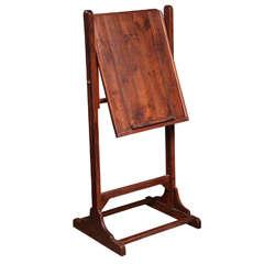 Wood Easel