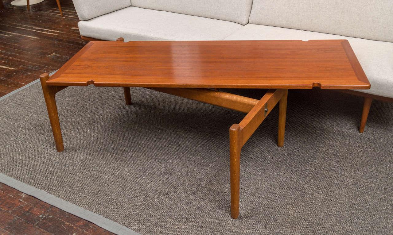 Hans J Wegner Coffee Table At 1stdibs