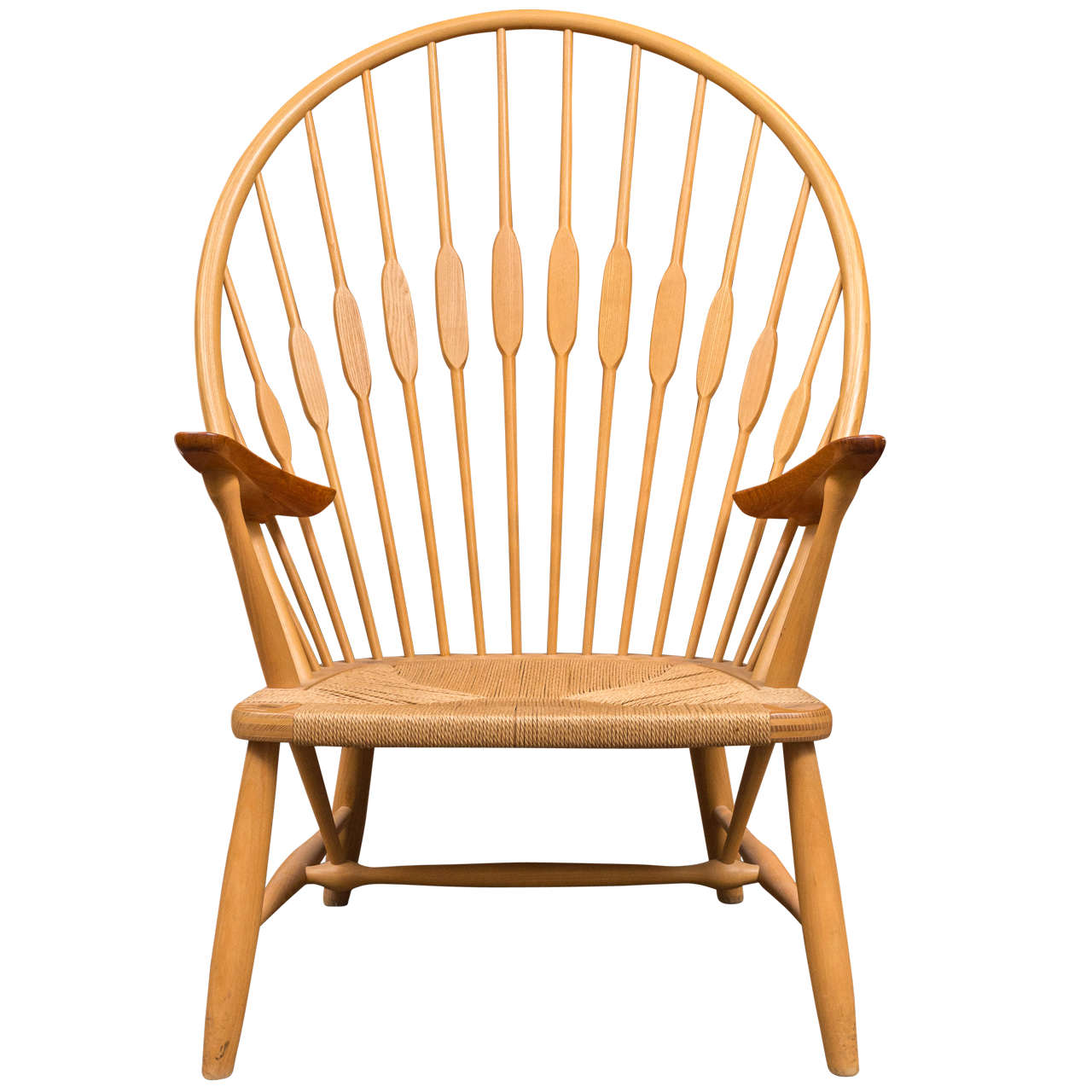 hans wegner peacock chair. Hans Wegner Peacock Chair For Sale A