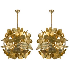 Pair of Chandeliers
