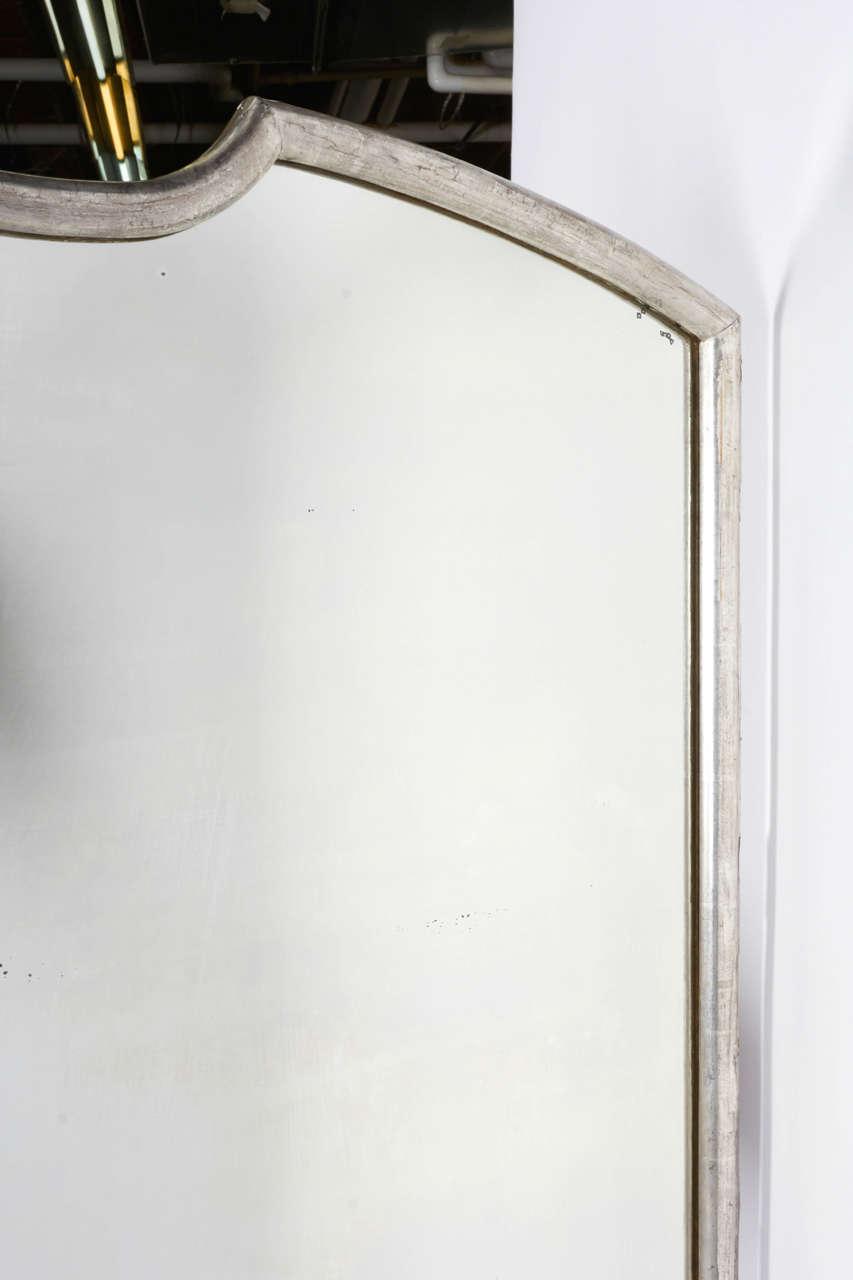 20th century full length framed mirror for sale at 1stdibs. Black Bedroom Furniture Sets. Home Design Ideas