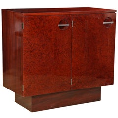 Gilbert Rohde Art Deco Small Sideboard by Herman Miller