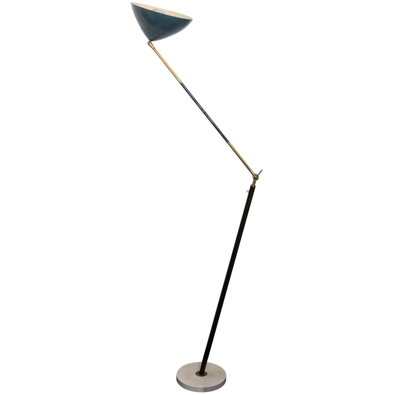 Iconic Adjustable Floor Lamp By Stilux At 1stdibs