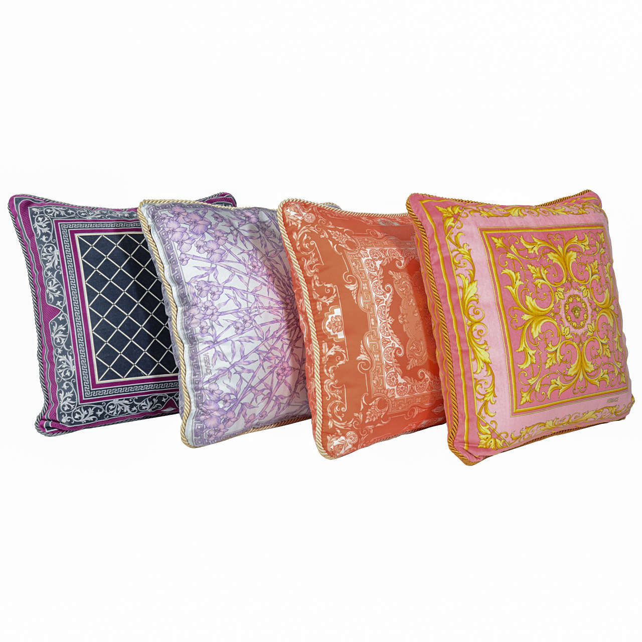 Versace pillows - Lookup BeforeBuying
