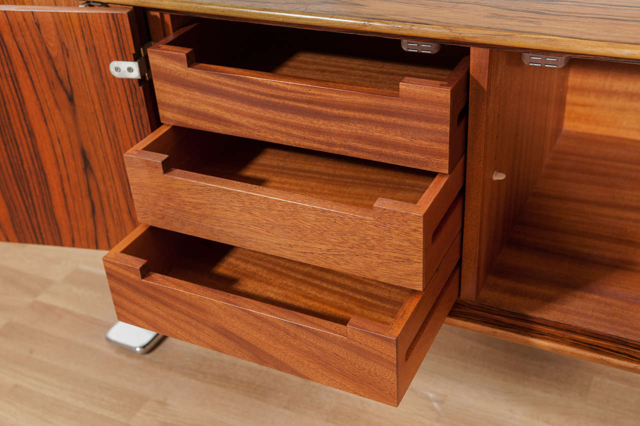 Rosewood Credenza by Leif Jacobsen 2