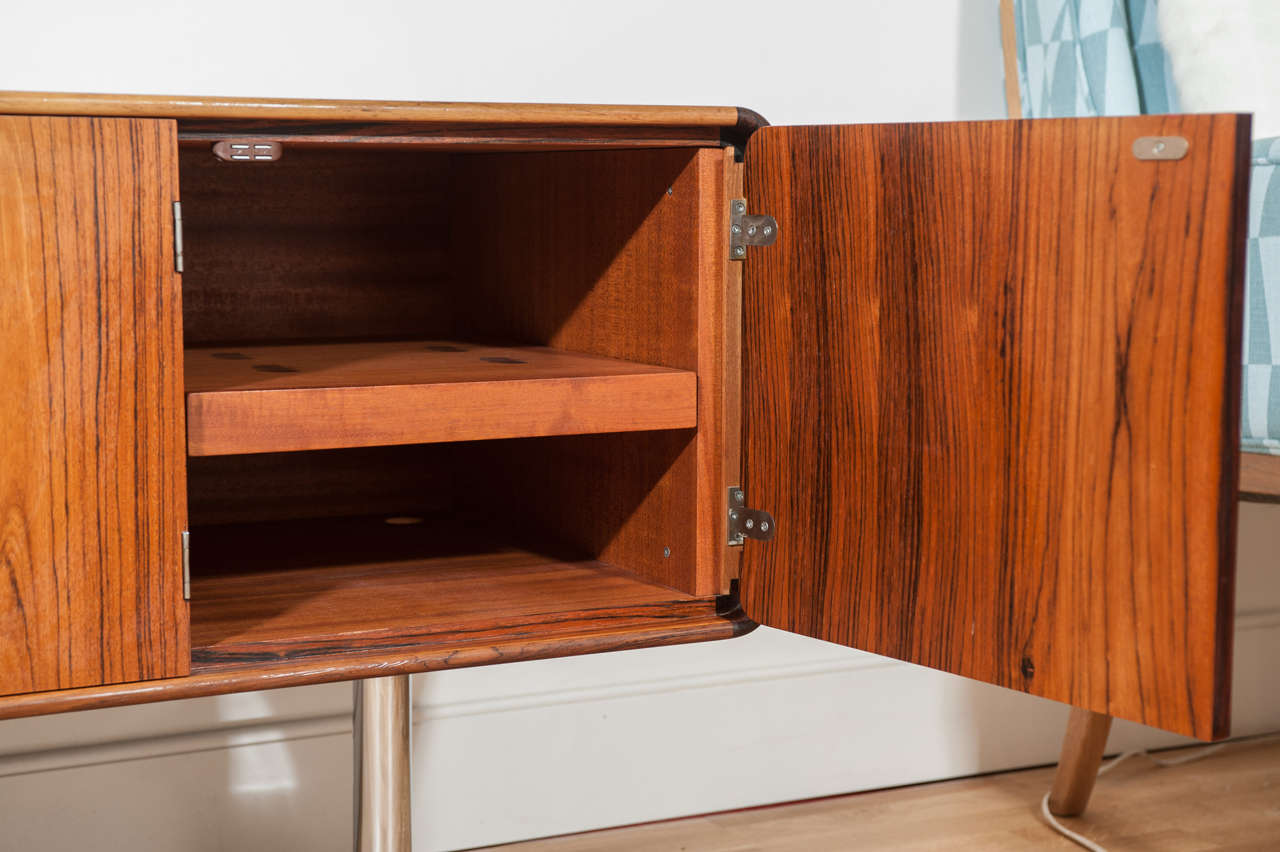 Rosewood Credenza by Leif Jacobsen 3