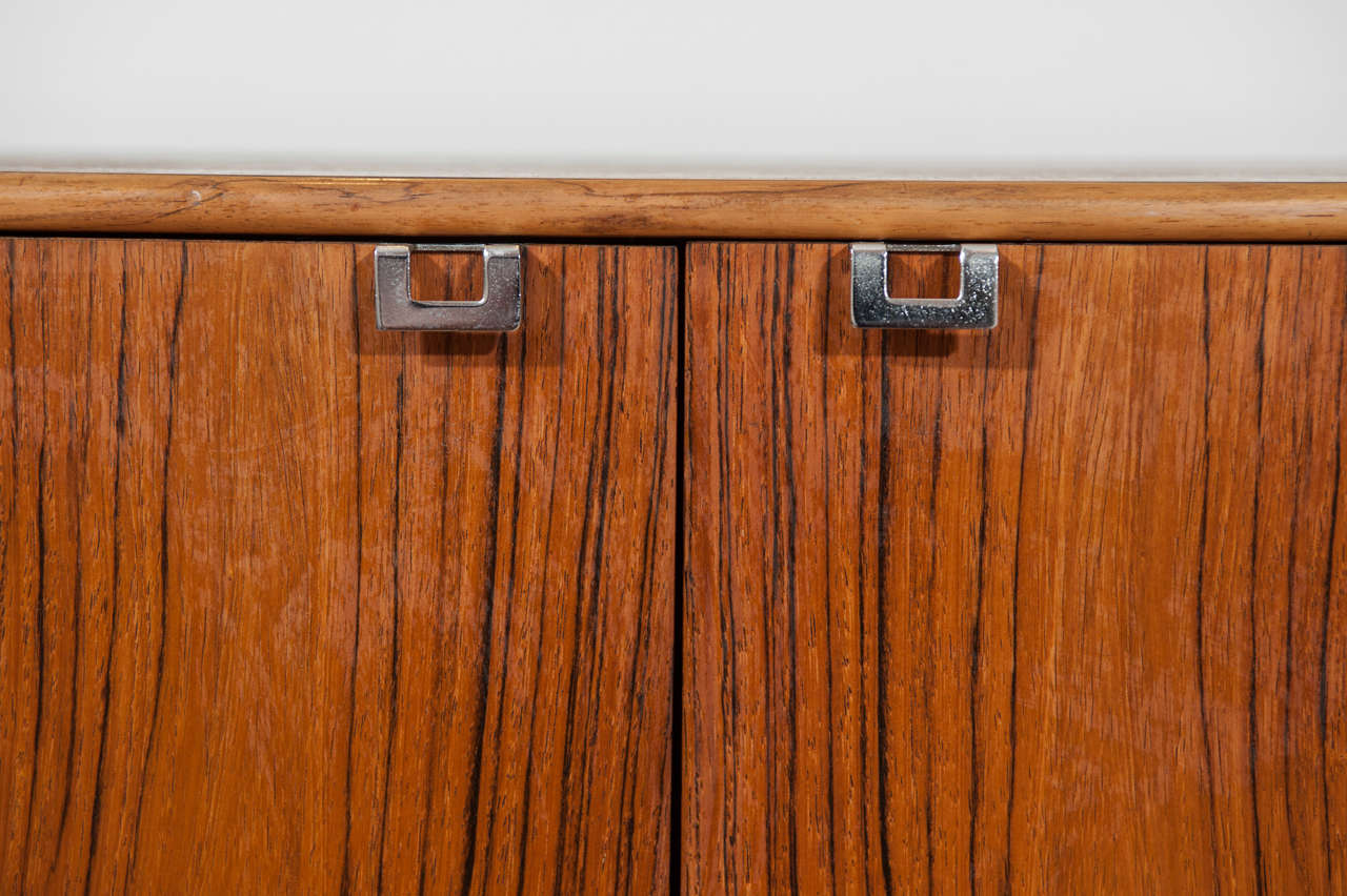 Rosewood Credenza by Leif Jacobsen 4