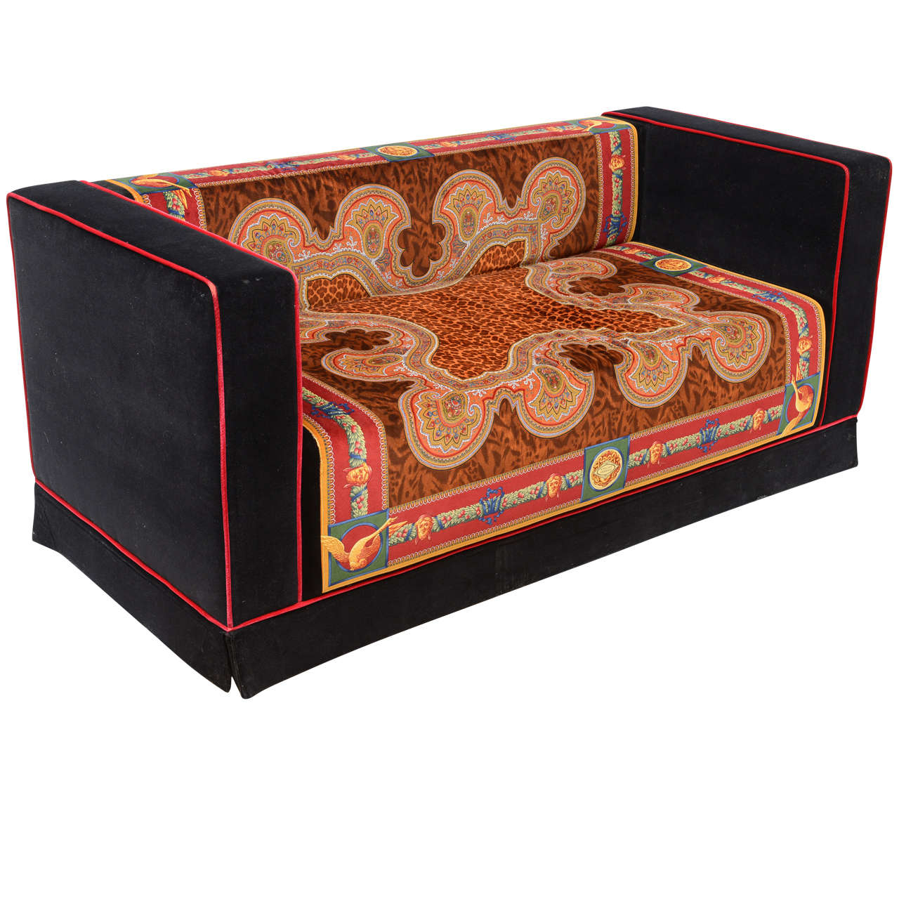 Versace Divan At Stdibs - Divan furniture
