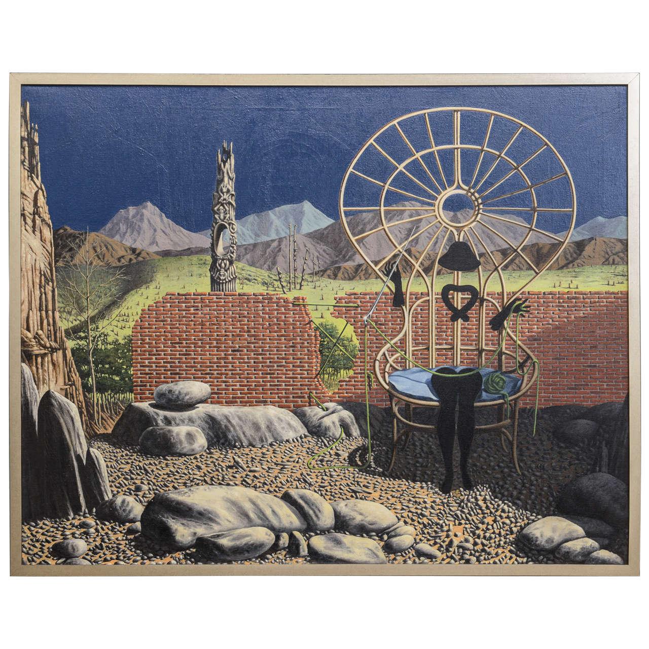 Ruth's Dream by Robert Springfels, 1968