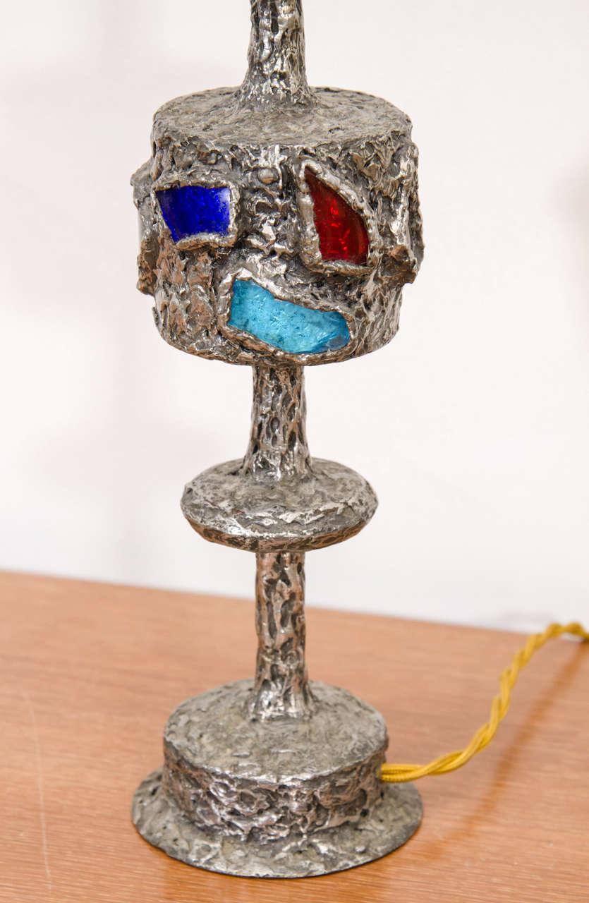 Raymond Trameau Table Lamp For Sale 2