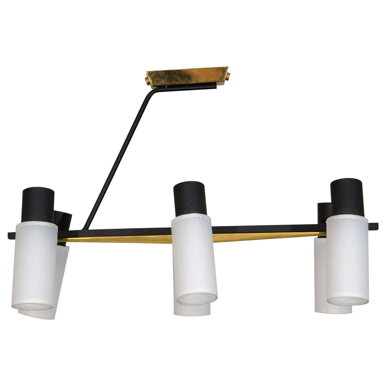 Reggiani Six-Light Chandelier