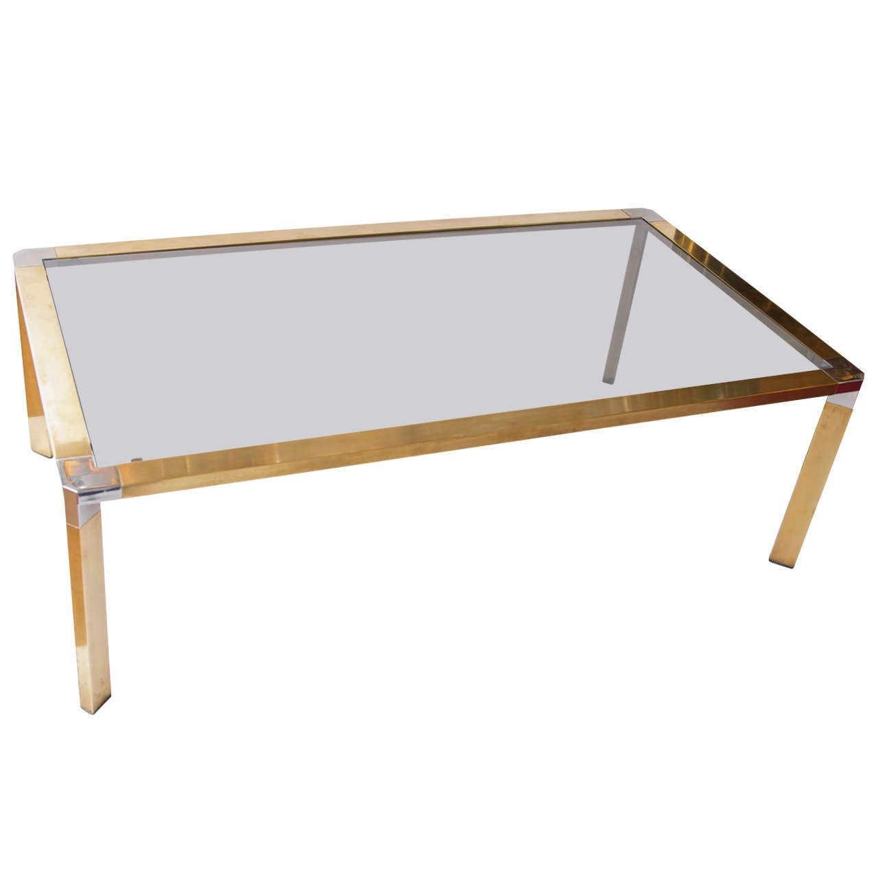 1950s Italian Low Coffee Table For Sale At 1stdibs