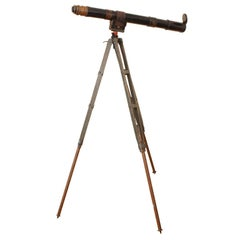 French Telescope from 1915