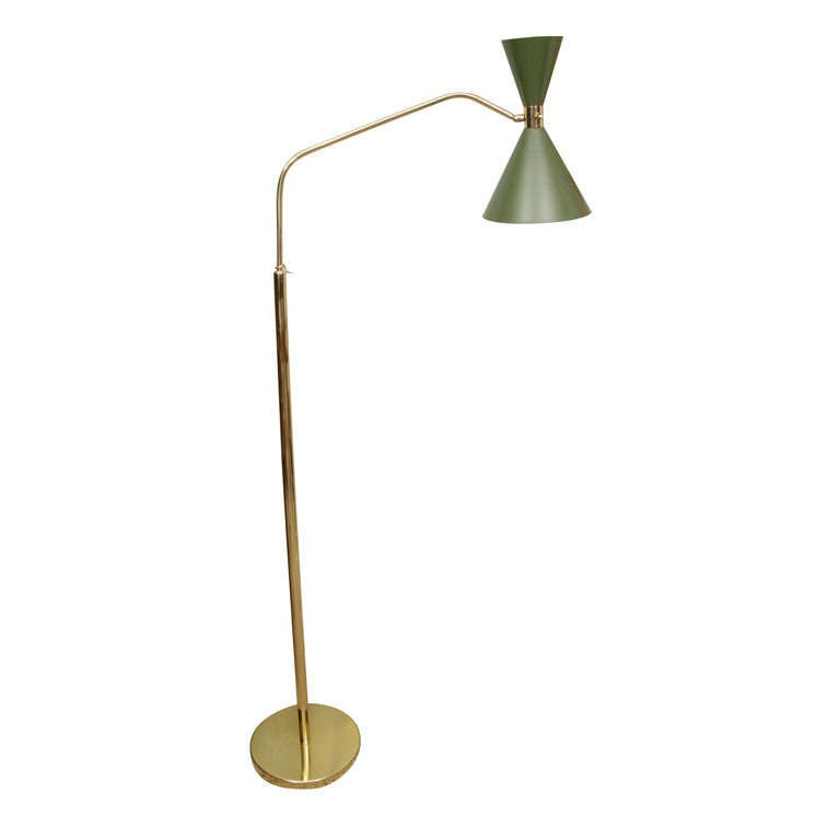 this adjustable height italian floor lamp is no longer available. Black Bedroom Furniture Sets. Home Design Ideas