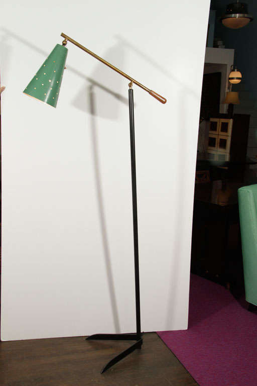 Exceptional Floor lamp by Stilnovo image 9