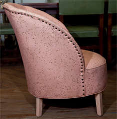 Art Deco  Boudoir Chair By  Dorothy  Draper thumbnail 5