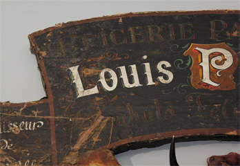Large French Trade Sign image 3