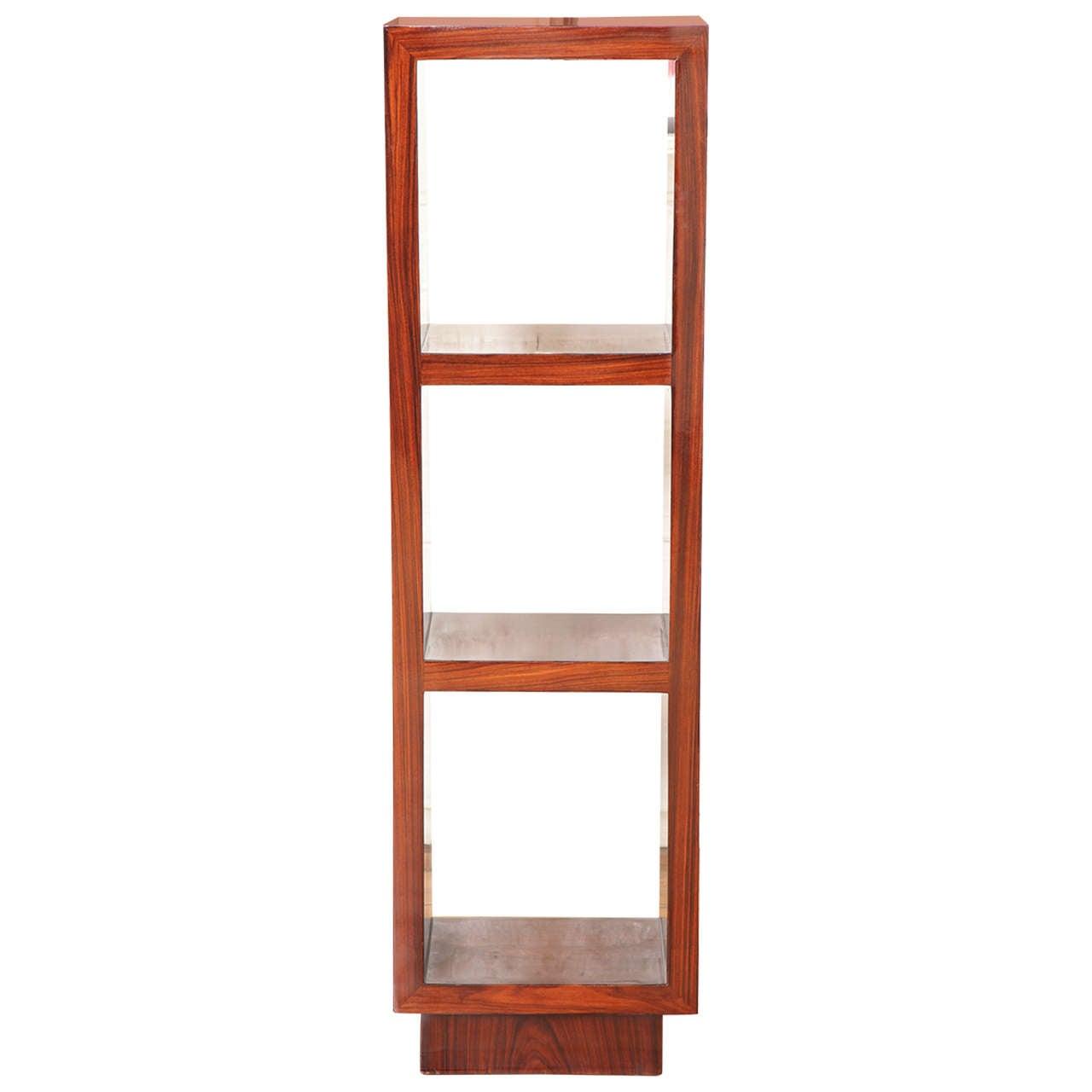 Mid-Century Modern Bookcase at 1stdibs