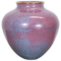 Spectacular Large Ceramic Vase by Klinsky for Steven Chase