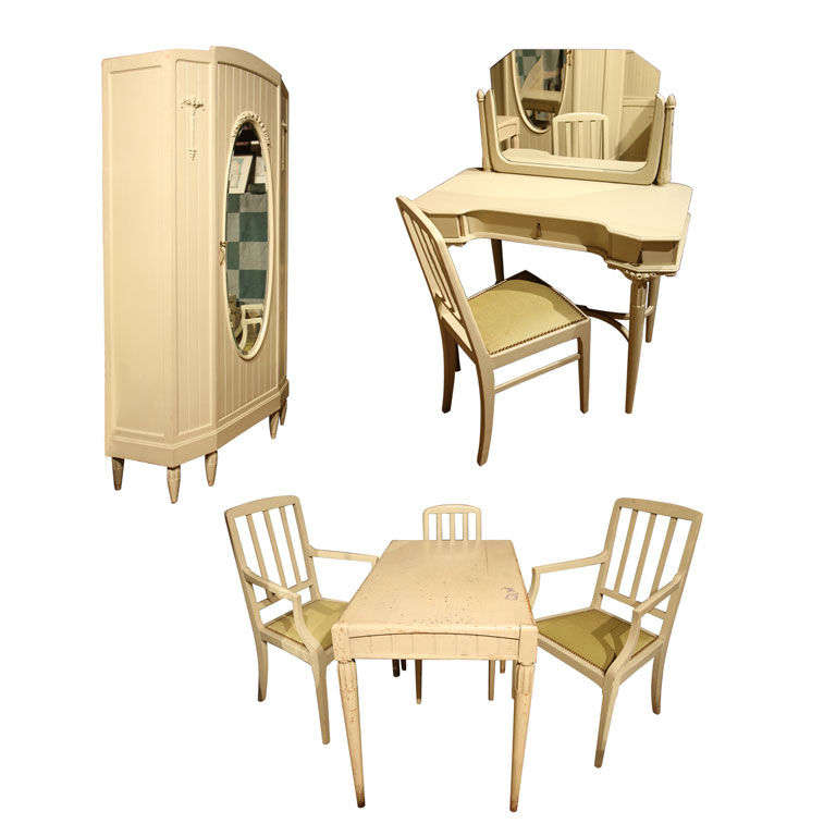 Https Www 1stdibs Com Furniture More Furniture Collectibles Bedroom Sets French Art Deco Bedroom Set Id F 524658