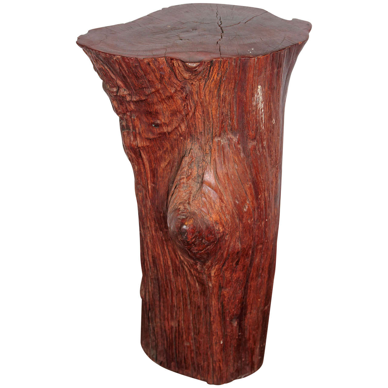 Organic Tree Trunk Table 29 Quot H For Sale At 1stdibs