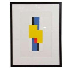 Single Color Block Silkscreen by Jo Niemeyer
