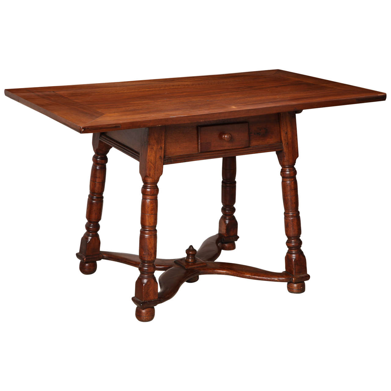 19th Century Mahogany Centre Table For Sale