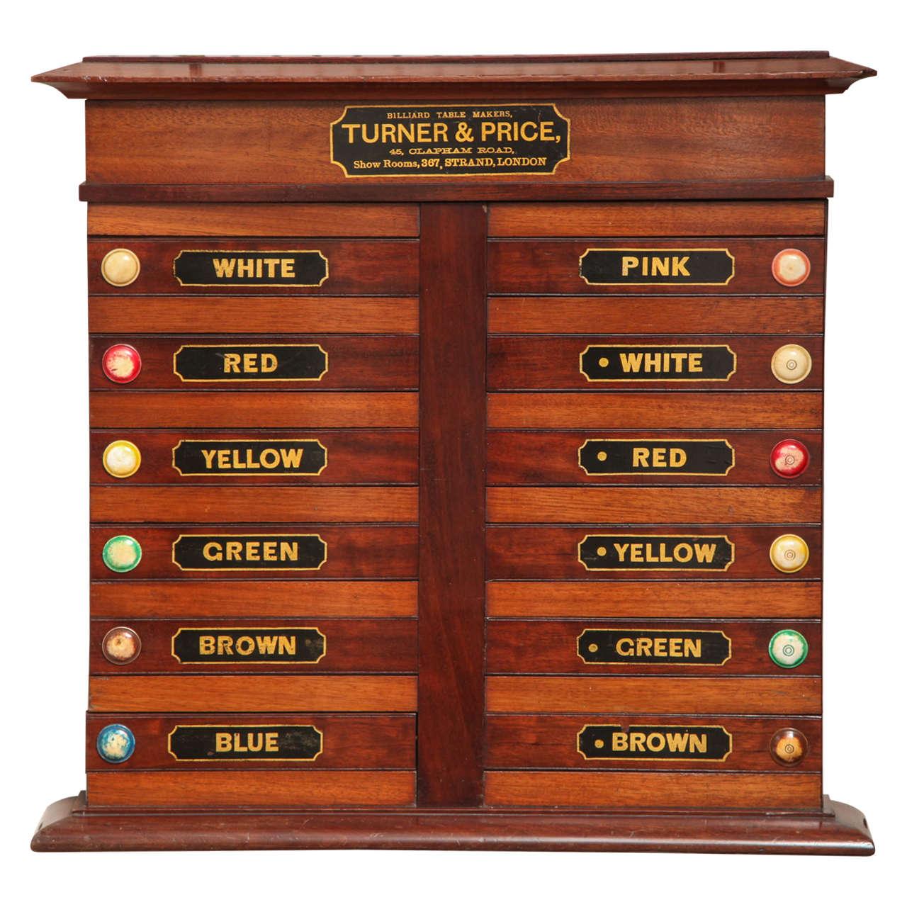 Billiards Snooker Scoreboard