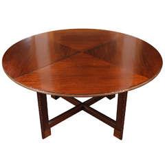 Frank Lloyd Wright for Heritage Henredon Taliesin Table