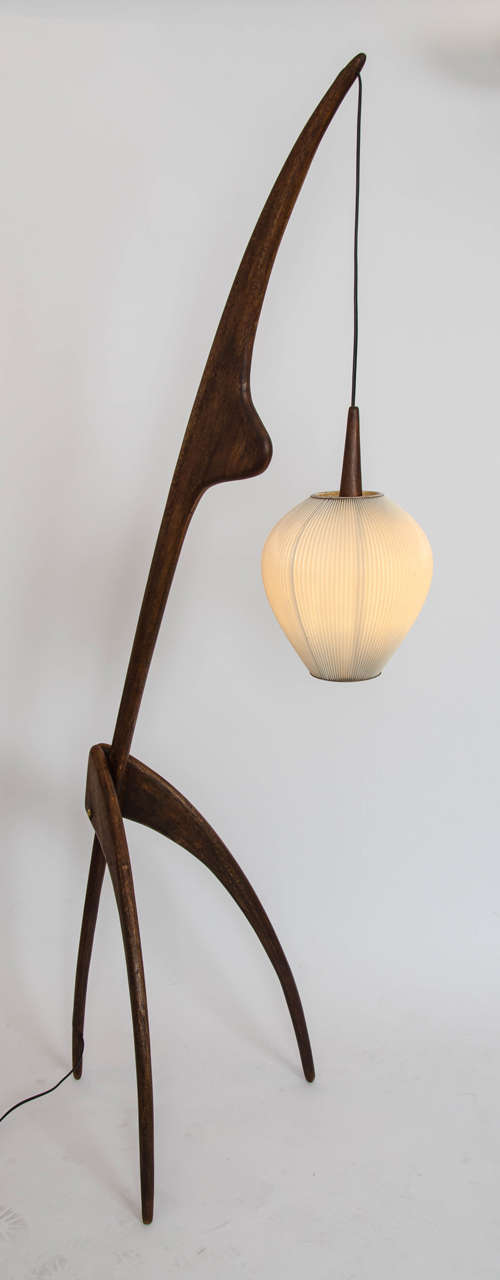 this praying mantis floor lamp by rispal is no longer available. Black Bedroom Furniture Sets. Home Design Ideas