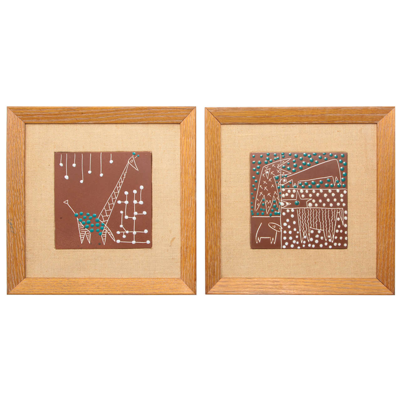 Tile Pair by Harris Strong