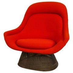 Easy Chair by Warren Platner