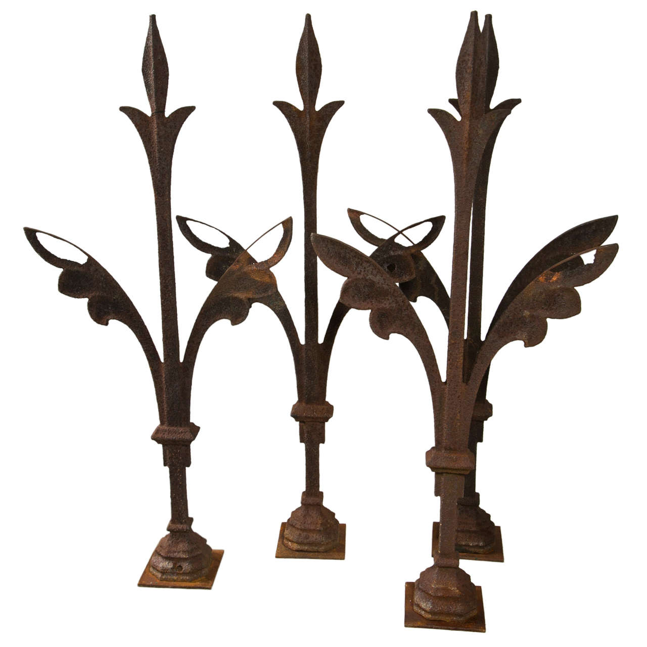 Victorian Garden Finials For Sale at 1stdibs