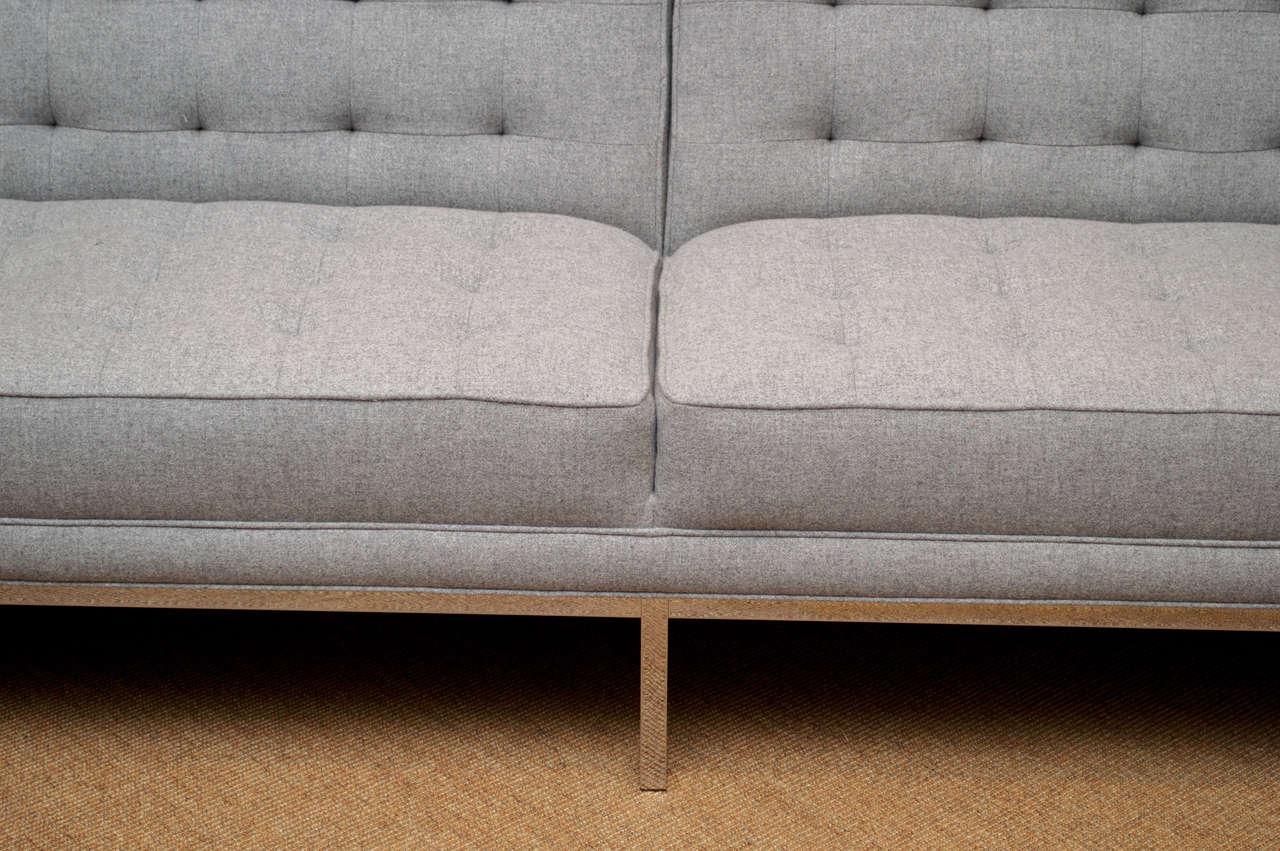 midcentury modern steel case sofa 3