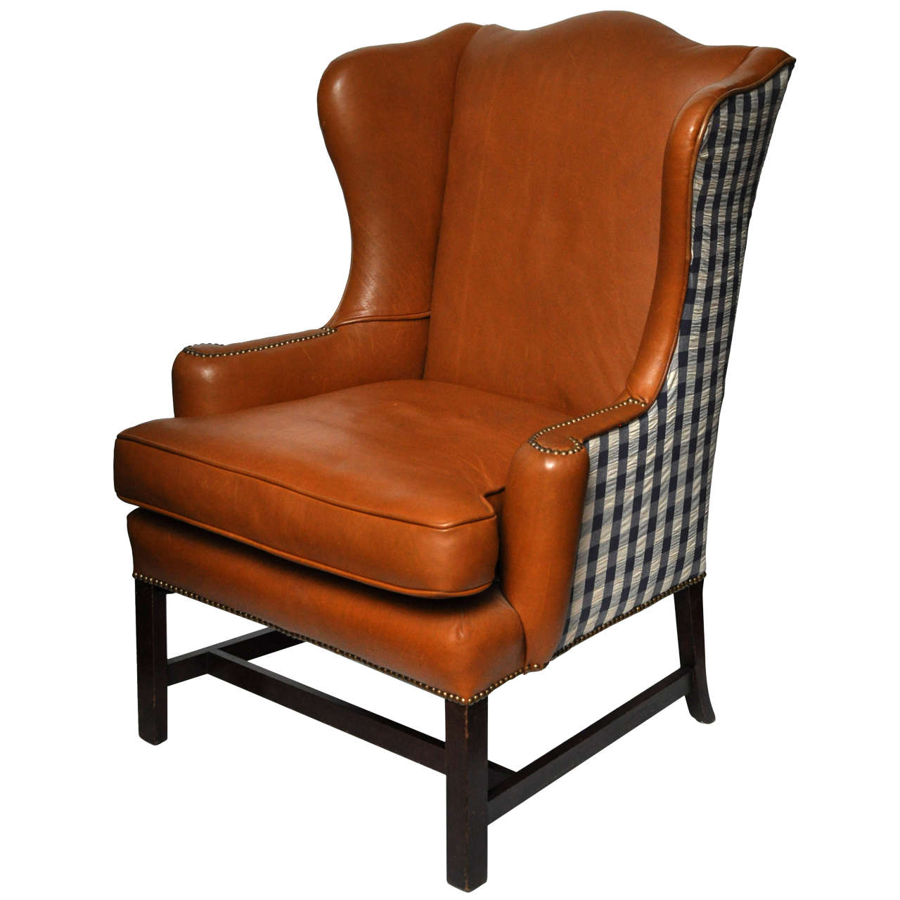 Comfy leather armchair design ideas big comfy leather for Large comfy armchairs