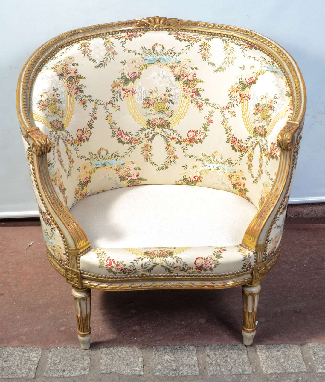 louis xvi style salon 3 pieces for sale at 1stdibs