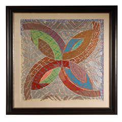 Original, Frank Stella Painting