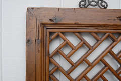Chinese Lattice Panel image 3