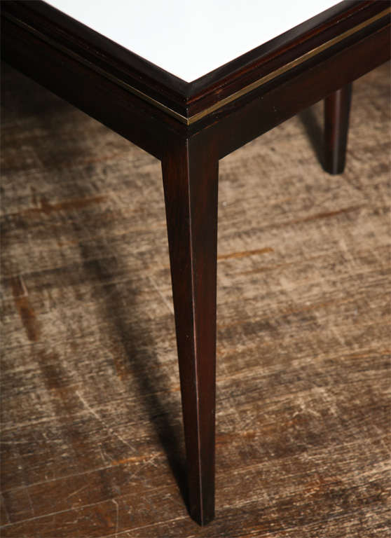 Mid-Century Modern Lamp Table by Grosfeld House For Sale